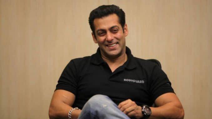 Salman Khan receives COVID-19 vaccine shot in Mumbai
