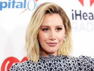 Ashley Tisdale posts new photo of daughter Jupiter Iris