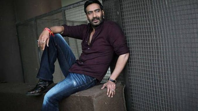 Ajay Devgn ringed in his 52nd birthday