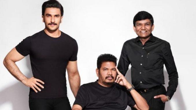 Ranveer Singh collaborates with Shankar