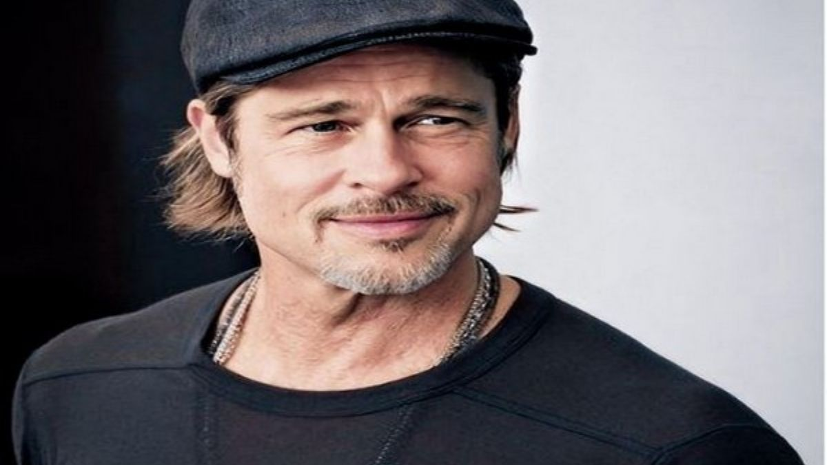 Brad Pitt exits medical centre in wheelchair post-dentist visit