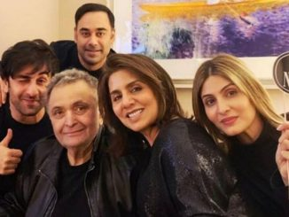 'Life will never be same without you': Neetu remembers Rishi Kapoor on his death anniversary