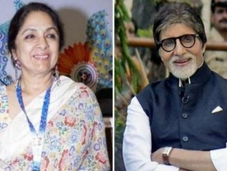 Neena Gupta to play Amitabh Bachchan's wife in 'Goodbye'