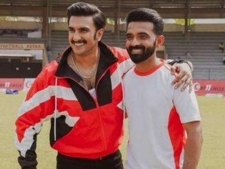 IPL 2021: Ranveer Singh gives his best wishes to DC's Ajinkya Rahane