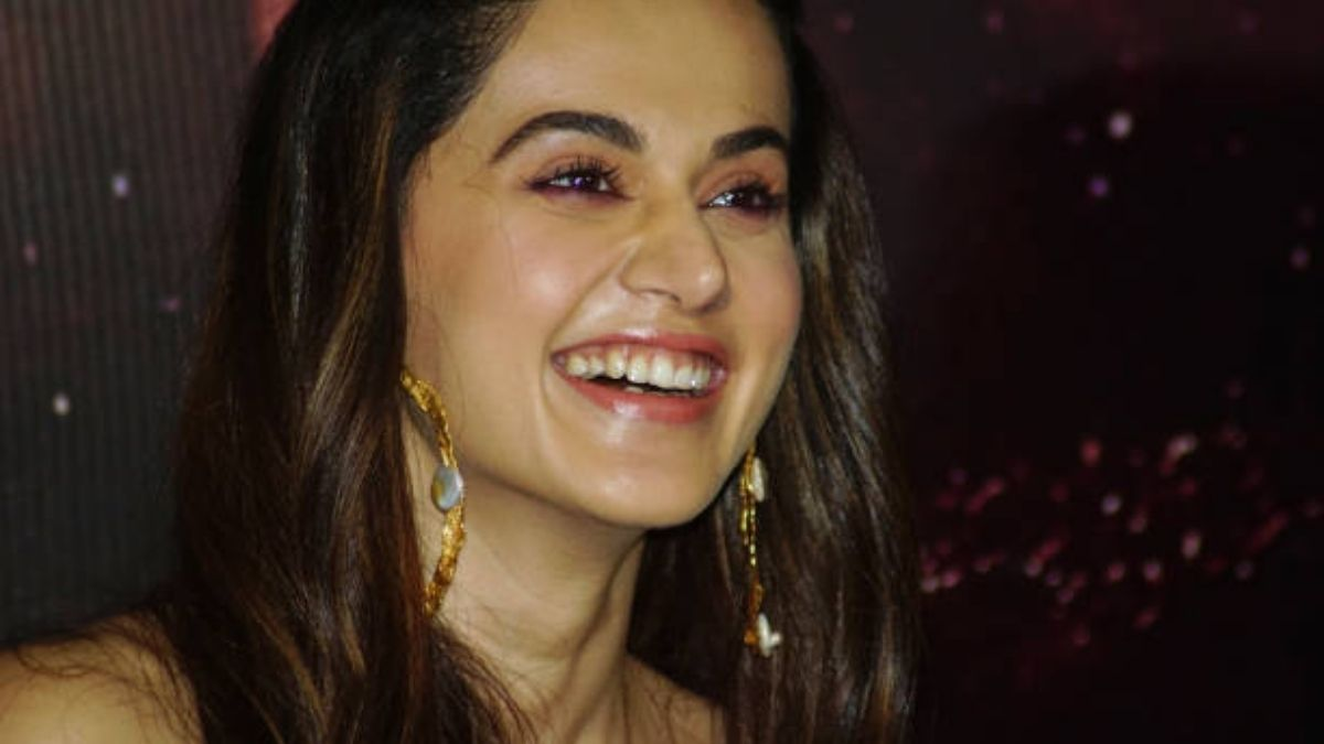 Taapsee Pannu completes eight years in Indian cinema