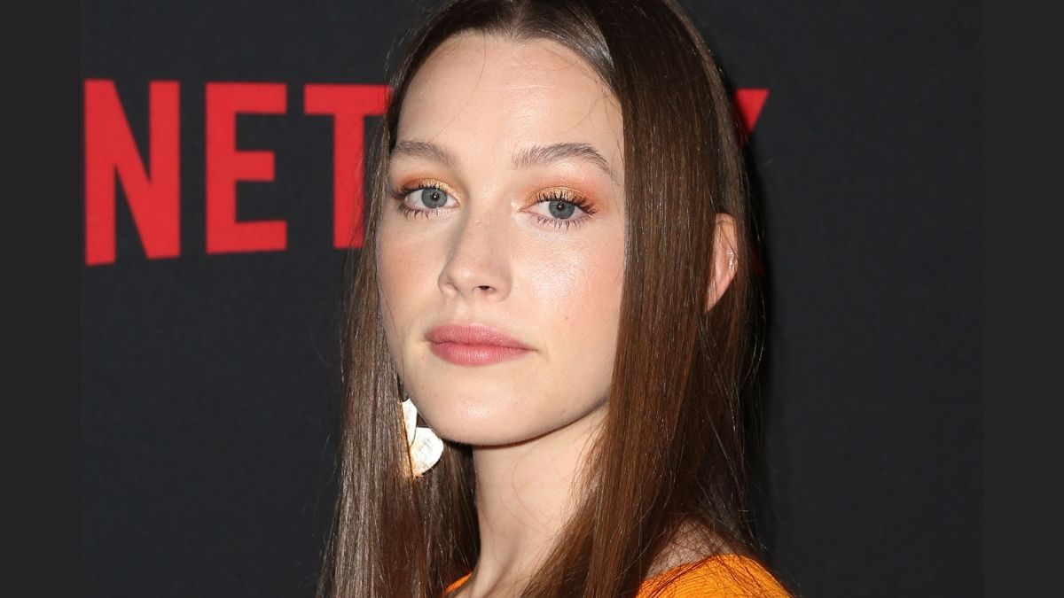 Actor Victoria Pedretti, to play The Lovely Bones author Alice Sebold in the flim Lucky (2)
