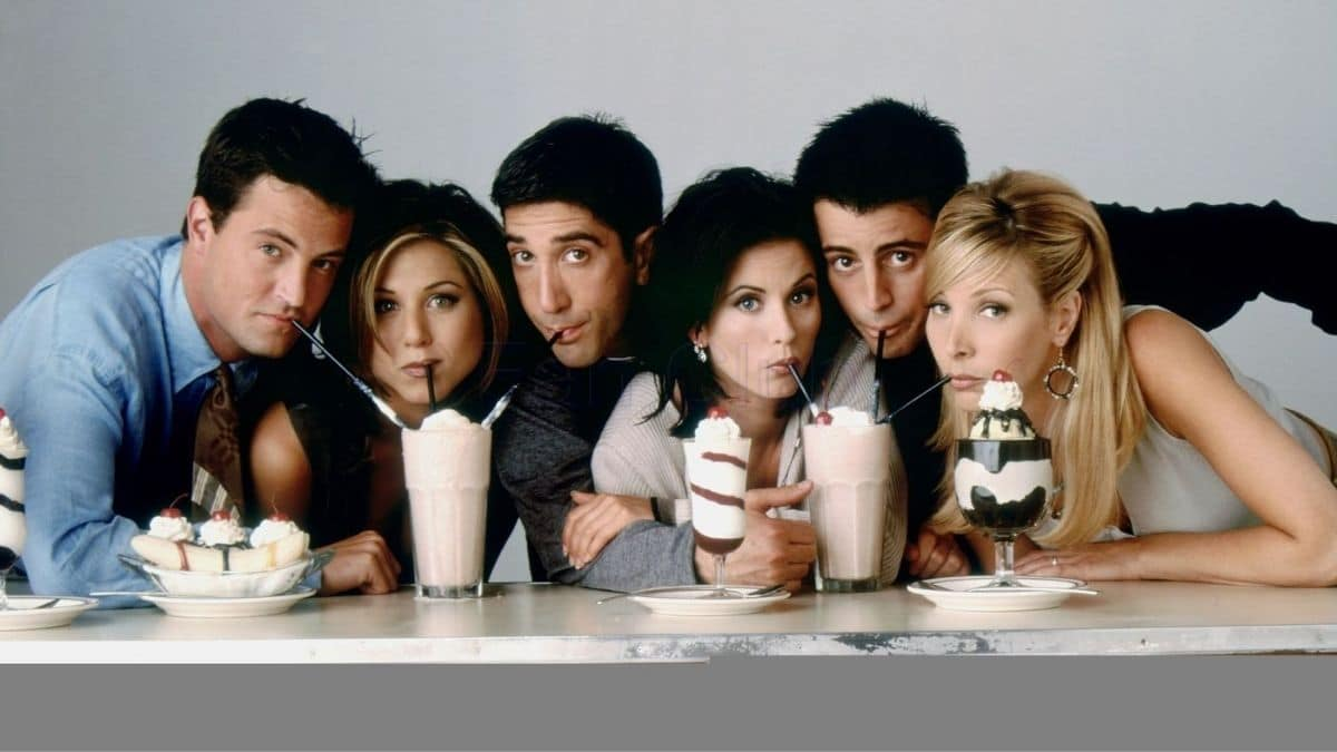 Friends The Reunion have finally dropped the trailer