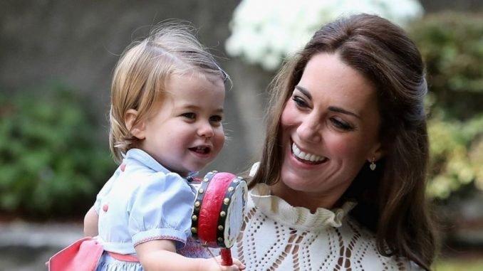 Princess Charlotte turns 6, mom Kate Middleton shares new birthday portrait