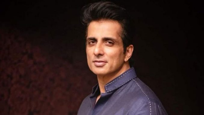 Sonu Sood gets critically ill COVID patient airlifted from Jhansi to Hyderabad