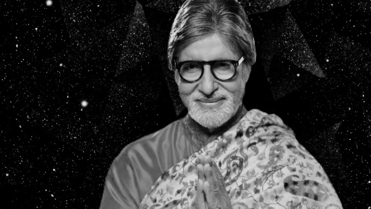 Amitabh Bachchan urges people to follow rules, stay disciplined: COVID-19