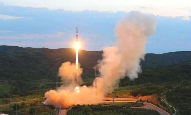 China Launched Remote-Sensing Satellite Into Orbit