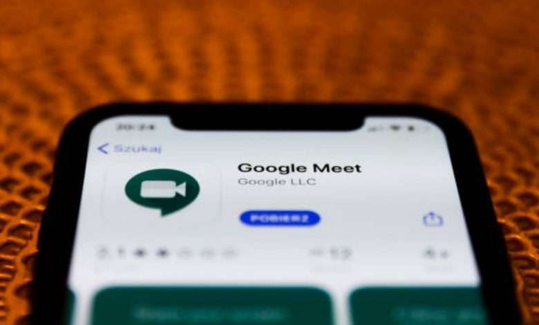 Google Meet group video calls are now limited to 60 minutes for free users