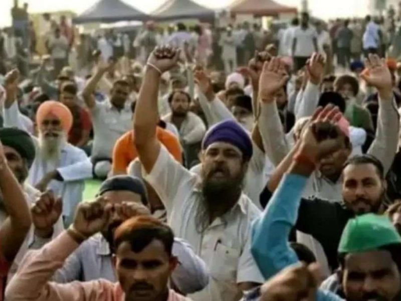 Government has Invokes Sedition charges Against Protesting Farmers